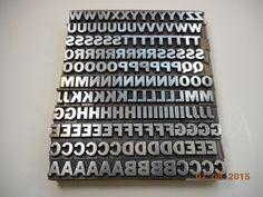 Business & Industrial Printing & Graphic Arts Antique Cheltenham Bold 10pt Letterpress Foundry Type Printing Vintage Professional Design