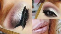 Maquiagem para Festas de Fim de Ano - Natal e Ano Novo  #maquiagem #makeup #fimdeano #maquiagemfesta #maquiagemanonovo #maquiagemnatal #natal #anonovo #tutorial #makeuptutorial #dicasdemaquiagem #dicas #inspiração
