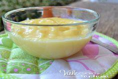 Crema pasticcera,ricetta base