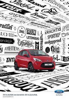 Ford: The KA of character