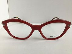 check out 62d65 c5664 Miu Miu MU 05OV - Stardust Eyeglasses | Free Shipping ...