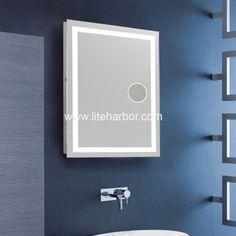Led Bathroom Mirror Youtube https://www.youtube/watch?v=hcoevhi6oj4 liteharbor lighting
