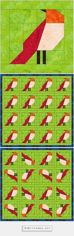 Bird Foundation Patterns