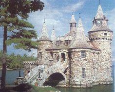 Thousand Islands....Boldt Castle