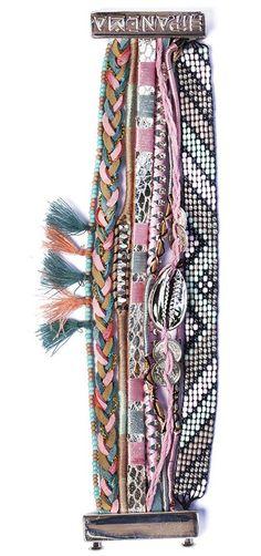 Brazilian bracelet HIPANEMA BOUDOIR