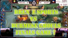 #MLBB​​ #MobileLegends​​ #MLBBEsports​​#MobileEsports​​ #JointheFight​​ #VisitSingapore​ #M2​ #AkosiDogie​ #Choox​ Game Reviews and Replay. The deciding match between BREN esports and BURMESE GHOULS in Game 7 for the M2 World Championship. World Championship, Visit Singapore, Game 7, Mobile Legends, Burmese, Bang Bang, Esports, Replay, Finals