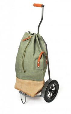Hack-enflitzer 2.0, Canvas Trolley Backpack