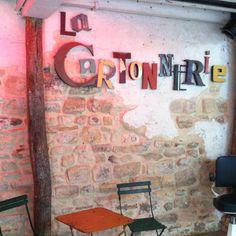 La Cartonnerie Paris