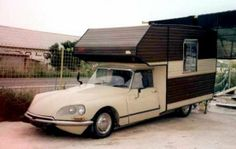 Citroen DS.camper