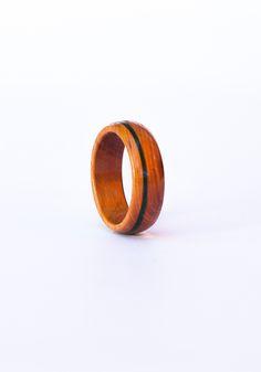 Wood Ring - Simone Frabboni