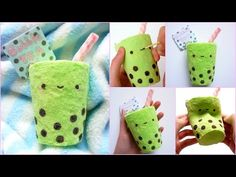 Homemade Squishy Remakes! Then vs Now DIY Squishy Comparison! - YouTube