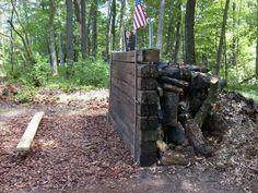 backyard gun range on pinterest target shooting bench