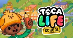 Toca Life: School - free game app download