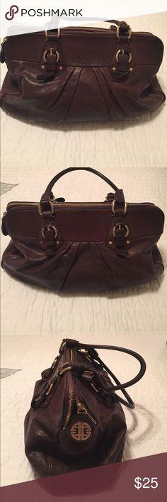 Brown Antonio Melani handbag Brown with gold accents Antonio Melani handbag ANTONIO MELANI Bags Shoulder Bags