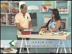 Utilizando o Kit Craquelador, a artesã Marisa Magalhães ensina passo-a-passo como fazer uma caixinha de páscoa.
