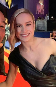 Brie Larson, Spanish Men, British Memes, Captain Marvel Carol Danvers, Crush Pics, Academy Award Winners, Divas, Marvel Cinematic, Famous Faces