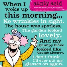 Chuck's Fun Page 2: Aunty Acid