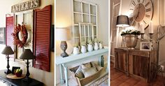 These rustic entryway decorating ideas will show you how to create stylish and welcoming entryways. See the best designs and pick your favorite.