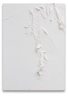 Conrad Jon Godly hell cm, oil on canvas Textured Canvas Art, Texture Art, White Art, Oeuvre D'art, Belle Photo, Diy Art, Art Inspo, Art Decor, Design Art