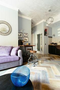 Двухкомнатные апартаменты для сдачи варенду рядом с отелем W (Петербург). Изображение № 4.