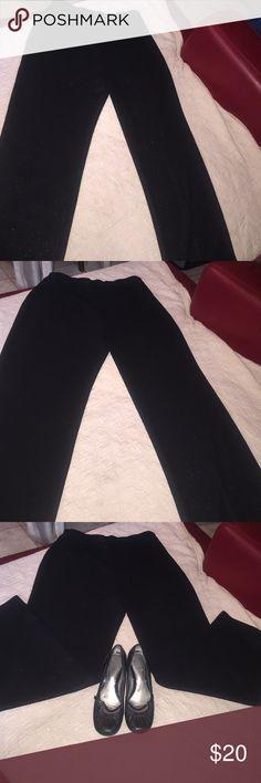 "Worthington Black Dress Pants🎉Sale🎉 Beautiful Black Worthington Dress Pants these pants Meausures 42"" long Worthington Pants Trousers"