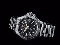 Colt 41 Automatic - Breitling - Instruments for Professionals