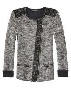 Bouclé Blazer | Blazers | Women's Clothing at Scotch & Soda