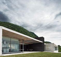 Casa Widescreen in Morelos, Mexico by R Zero Studio