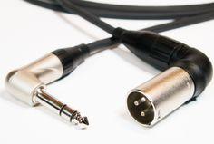 Belden + Amphenol (Monitor cable) /// Cables de la mas alta calidad. Fabricamos todo tipo de cables de audio profesional. contacto: info@resistor.com.ar