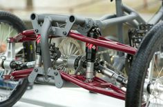 Athos 4 wheel quad tech at its best! Cool Bicycles, Cool Bikes, 4 Wheel Bicycle, E Motor, Karts, Reverse Trike, Drift Trike, Quad Bike, Suspension Design