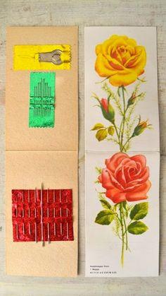 vintage needle case - ingthings