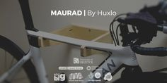 MAURAD is a birch plywood bicycle wall mount. Bicycle Wall Mount, Presents, Beautiful, Gifts, Favors
