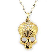 Etsy listing at https://www.etsy.com/uk/listing/513484926/ornamental-skull-pendant