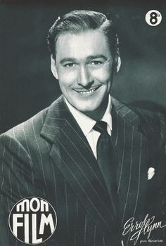 Errol Flynn 1947