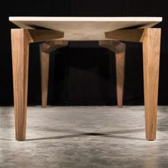 Modern Dining Table by Mark Ekis