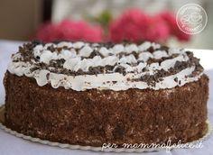 Torta al cioccolato e panna | Feste e compleanni