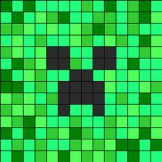 Minecraft Kandi Patterns | Minecraft Pony Bead Patterns | Patterns for Kandi Cuffs