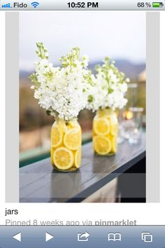 table decorations spring decor