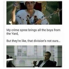 That divisions not ours
