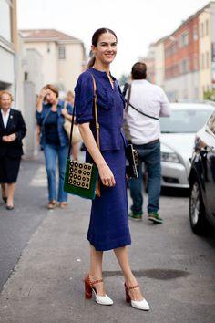 Street+Style+Spring+2013:+Milan+Fashion+Week  - HarpersBAZAAR.com