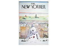 Saul Steinberg, The New Yorker on OneKingsLane.com