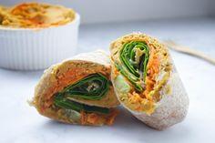 raw food vegan recepten boekweit wraps
