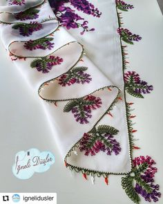 Needle Lace, Elsa, Diy And Crafts, Knitting, Crochet, Instagram, Tejidos, Hand Embroidery, Lace