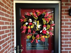 Durham Sylvia Durham Sylvia Ramos Mickey and Minnie Mouse Black, Red, and Yellow Birthday Party Deco Mesh wreath Mickey Mouse Clubhouse Birthday, Mickey Mouse Birthday, Mickey Minnie Mouse, Mickey Mouse Wreath, Disney Wreath, Yellow Birthday Parties, Baseball Theme Birthday, Mickey Party, Welcome To The Party