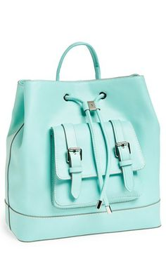 love this leather backpack {40% now during Nordstrom's Half Yearly Sale!!}