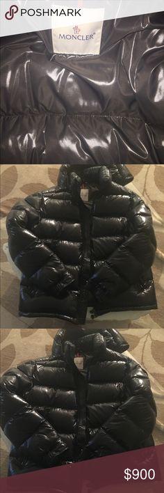 moncler jacket used