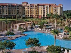 "Located adjacent to Walt Disney World Resort, the Wyndham Bonnet Creek Resort offers spacious suites complete with full kitchens, ensuite washer and dryer, and many of the comforts of home. Hop a shuttle to Disney parks or float along the lazy river and relax in the shade of your poolside cabana. ""Everything about it was perfect,"" says one reader."