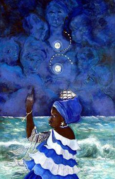 Yemayá Achaba | by Maria Giulia Alemanno