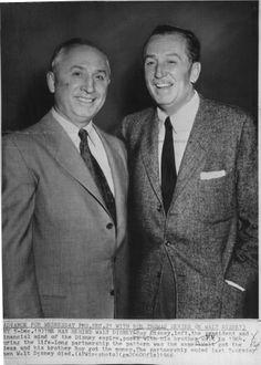 Walt & Roy