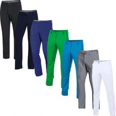 Under Armour UA Match Play Tapered Leg Pants Mens Golf Trousers Under Armour Outfits, Under Armour Shoes, Golf Sweaters, Golf Shirts, Golf Fashion, Mens Fashion, Adidas Golf Shoes, Golf Stance, Golf Pants